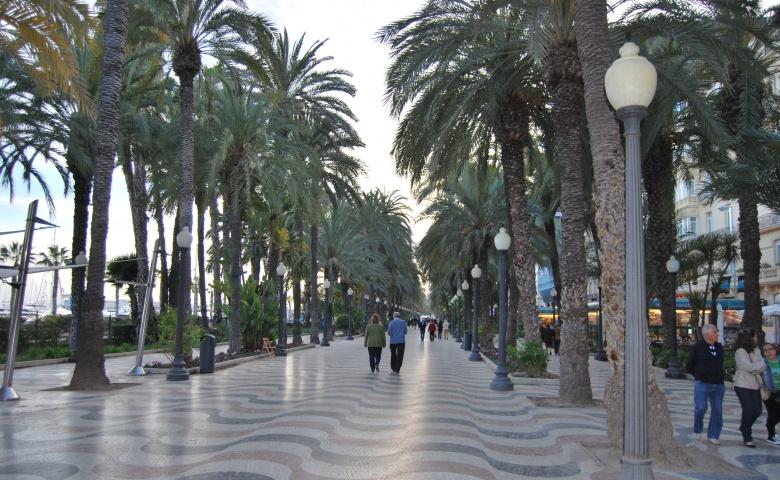 Обзорная экскурсия по городу Аликанте
