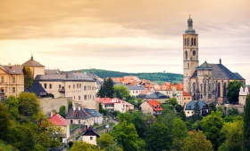 Экскурсия на Кутну Гору и замок Чешский Штернберг