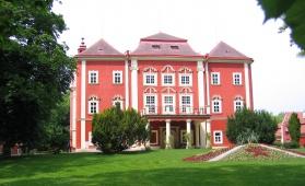 Экскурсия в замок Детенице