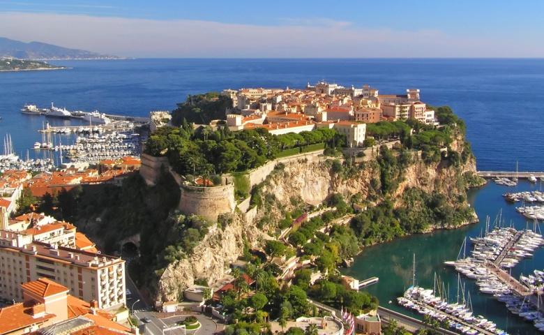 Пешеходная экскурсия по Монако