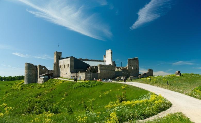 Посещение рыцарского замка в Раквере