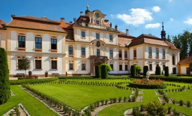 Замки Чешский Штернберк и Емниште — в гости к аристократам