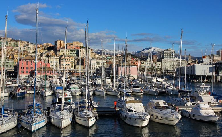 """Экскурсия """"Старый порт Генуя"""""""