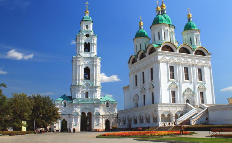 Пешеходная экскурсия по Астраханскому Кремлю