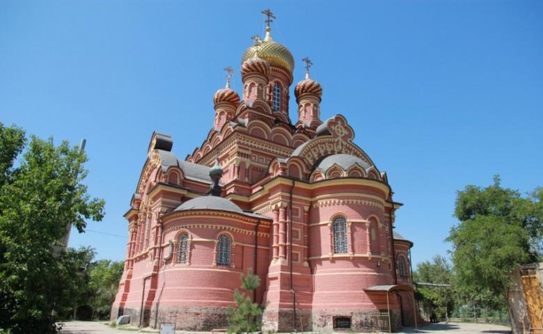 Храмы и соборы Астрахани