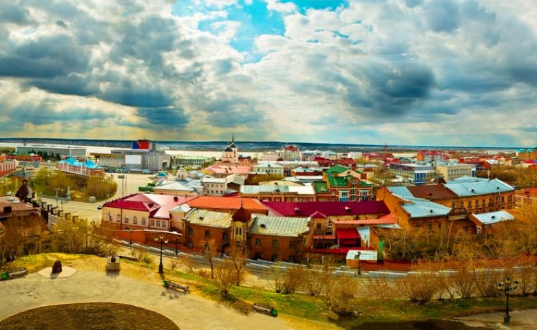 Автомобильная экскурсия по Томску