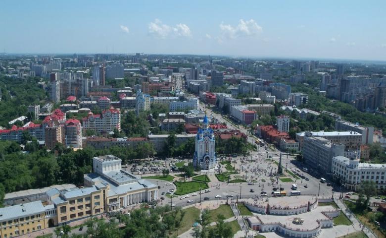 Обзорная экскурсия по Хабаровску