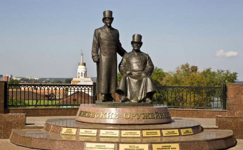 Экскурсия по Ижевску