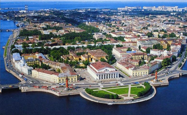 Васильевский остров — знакомый и неизвестный