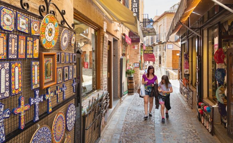 Пешеходная экскурсия по еврейскому кварталу Толедо