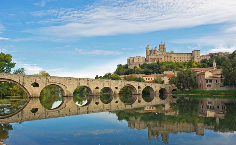 Безье — один из самых старинных городов Франции