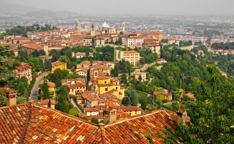 Экскурсия по Бергамо