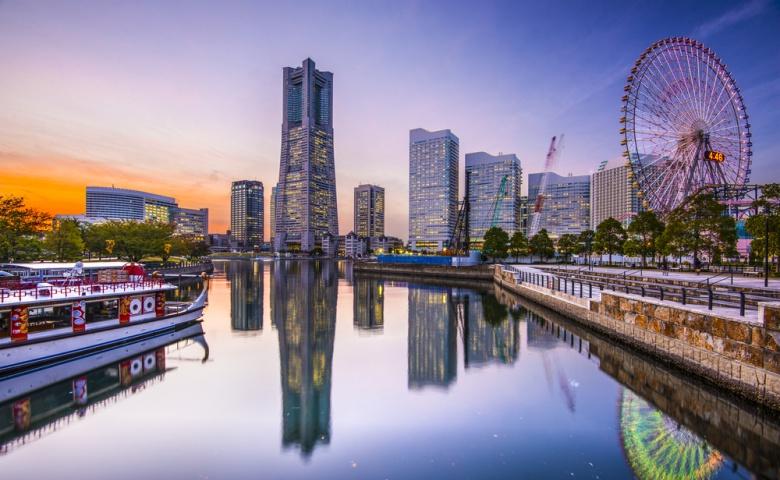 Морские ворота Японии — Йокохама