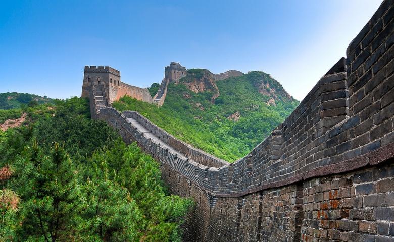 Второй день в Пекине — поездка к Великой Китайской стене