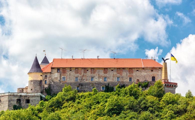 Замки Закарпатья