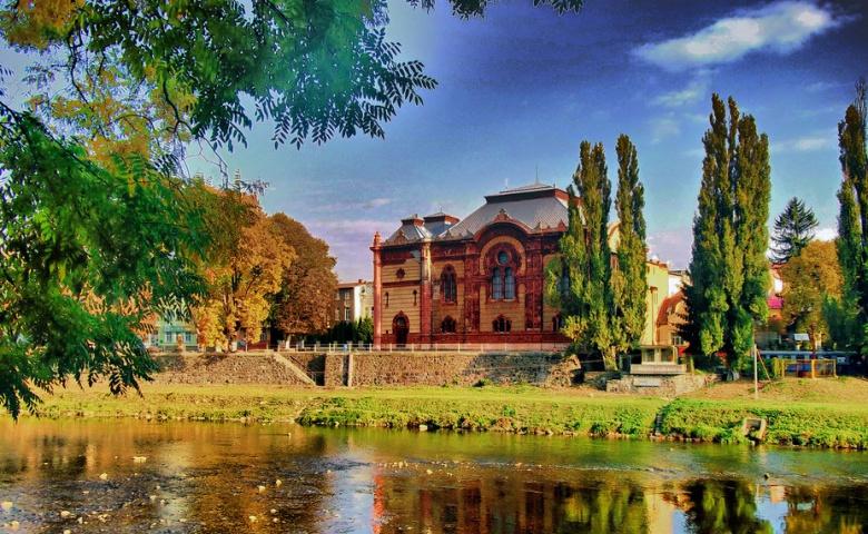 Обзорная экскурсия по Ужгороду