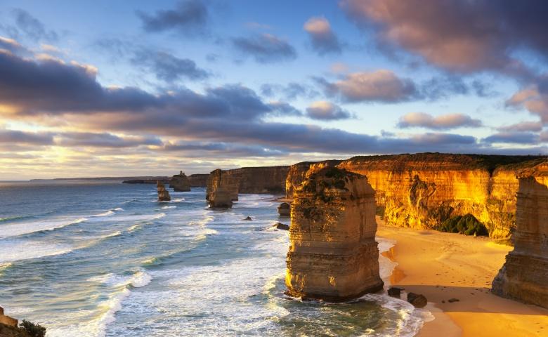 Большая океанская дорога и 12 Апостолов