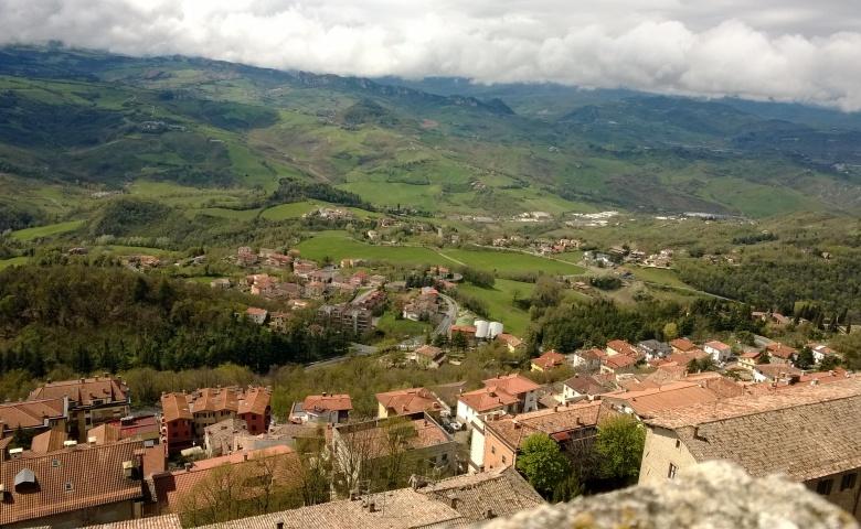 Экскурсия по историческому центру Сан-Марино