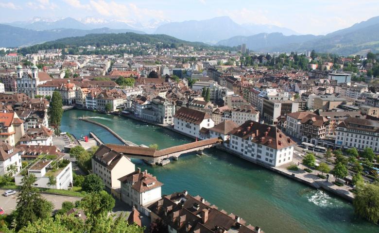 Экскурсия «Люцерн — сердце Швейцарии»