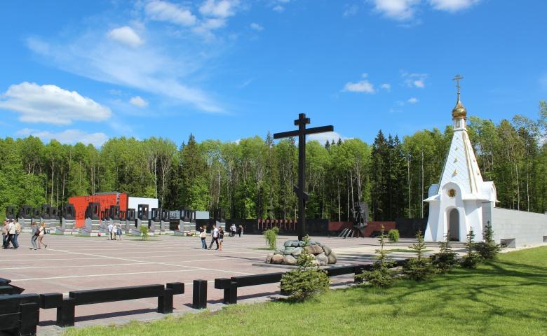 Брянск — город воинской славы