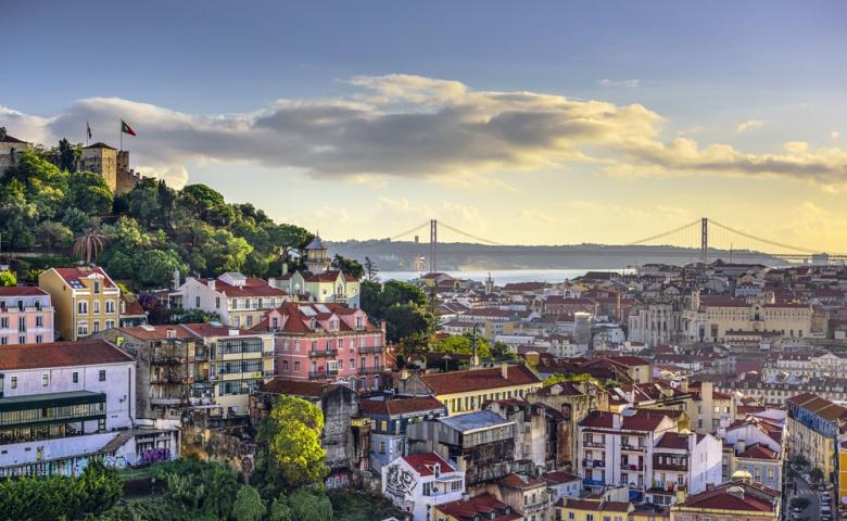 Из Алгарве в Лиссабон