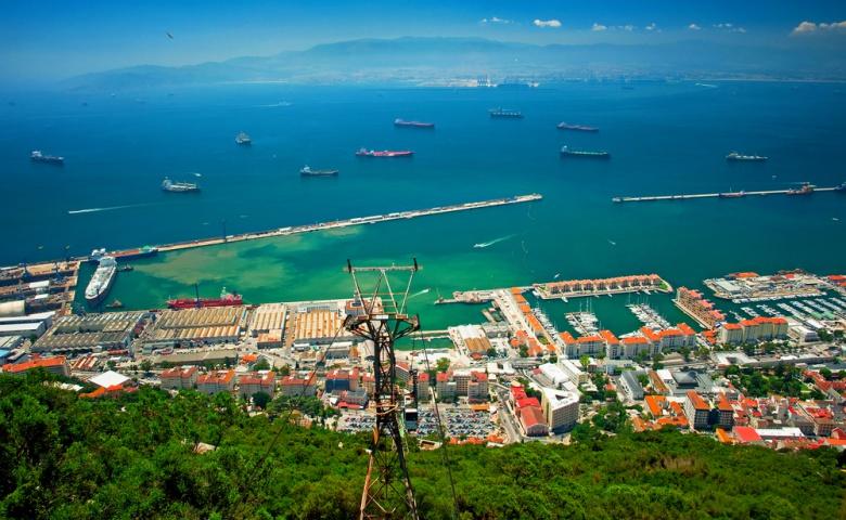 В Гибралтар с Коста дель Соль