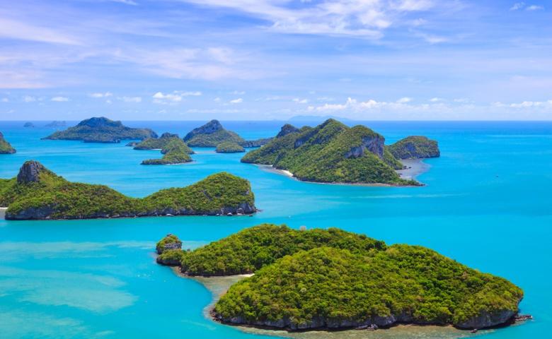 Национальный морской заповедник Анг Тхонг