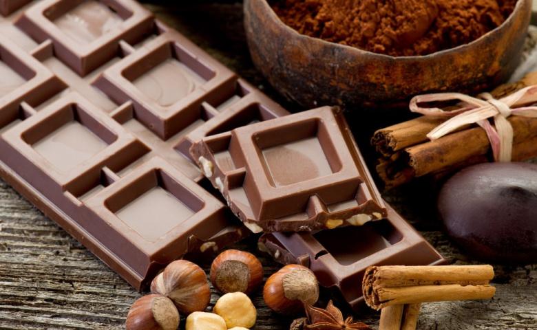 Шоколадная Барселона