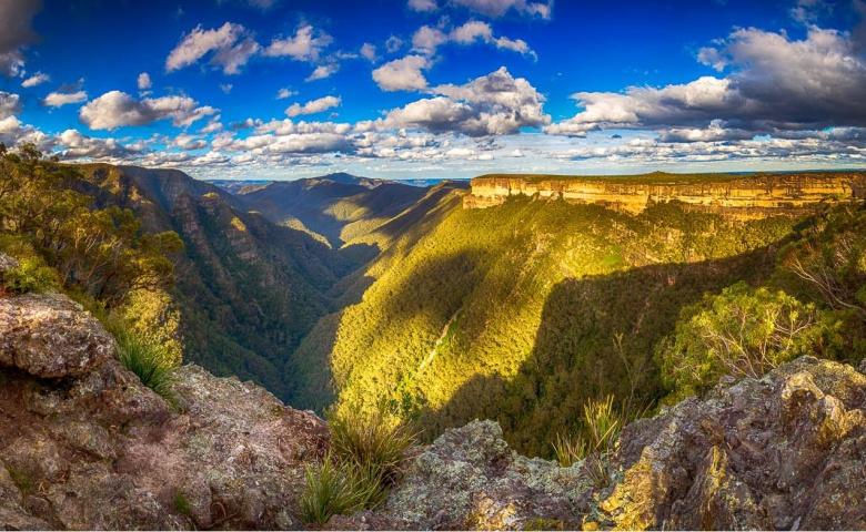 Экскурсия «Голубые Горы и сталактитовые пещеры»