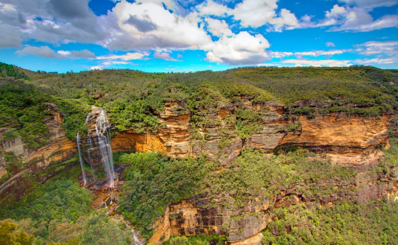 Экскурсия «По горам и долинам Голубых Гор» с посещением парка австралийских животных