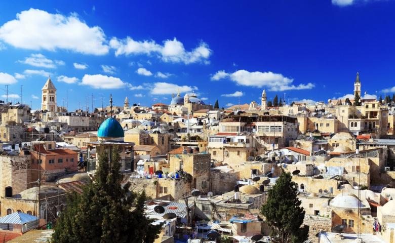 В Иерусалим из Нувейбы на 2 дня