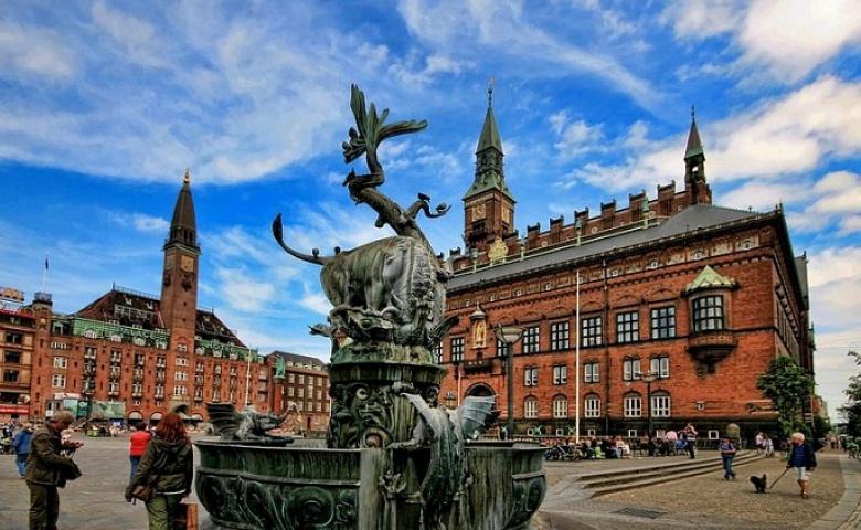 Пешеходная экскурсия по Копенгагену