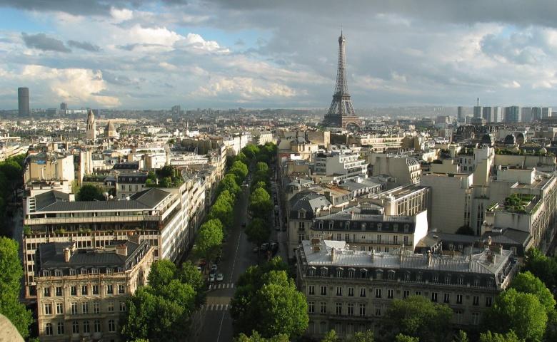 Экскурсия по дневному Парижу