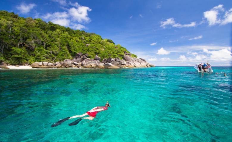 Поездка на Коралловый остров