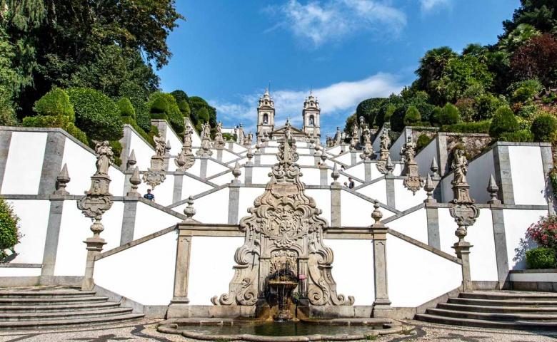 Экскурсия по Браге и Гимарайншу