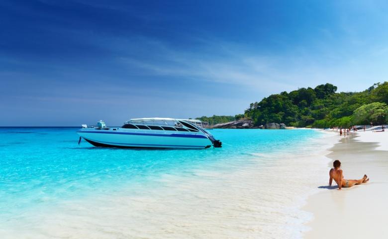 Экскурсия на острова Корал и Рача (Рая)