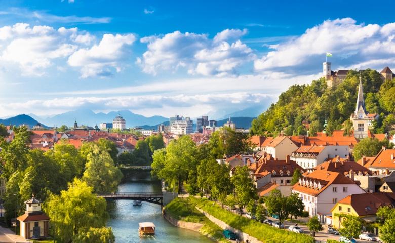 Экскурсия по Любляне
