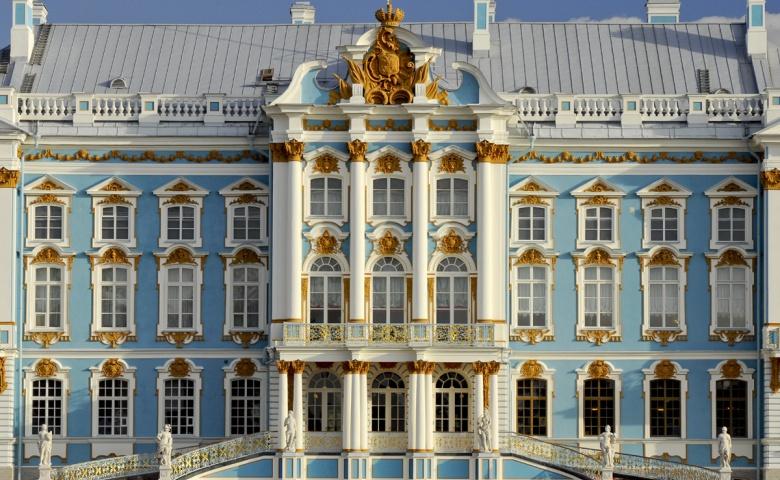 Экскурсия в Пушкин и Янтарную комнату
