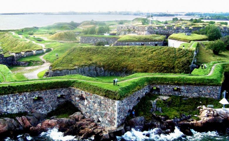 Индивидуальная экскурсия в крепость Суоменлинна