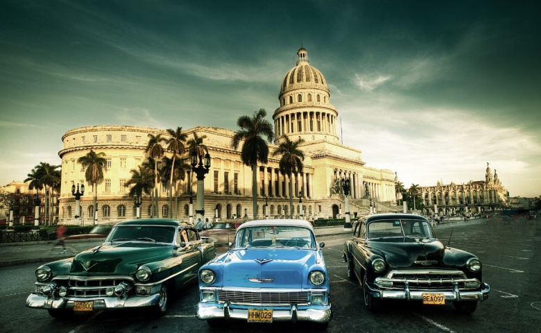 Обзорная экскурсия по Гаване на ретро-автомобиле