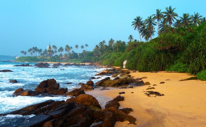 Поездка на побережье Индийского Океана