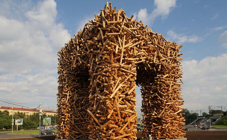 Арт-объекты и памятники Перми