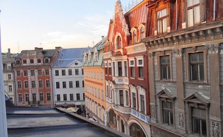 Пешеходная экскурсия по историческим местам Старой Риги