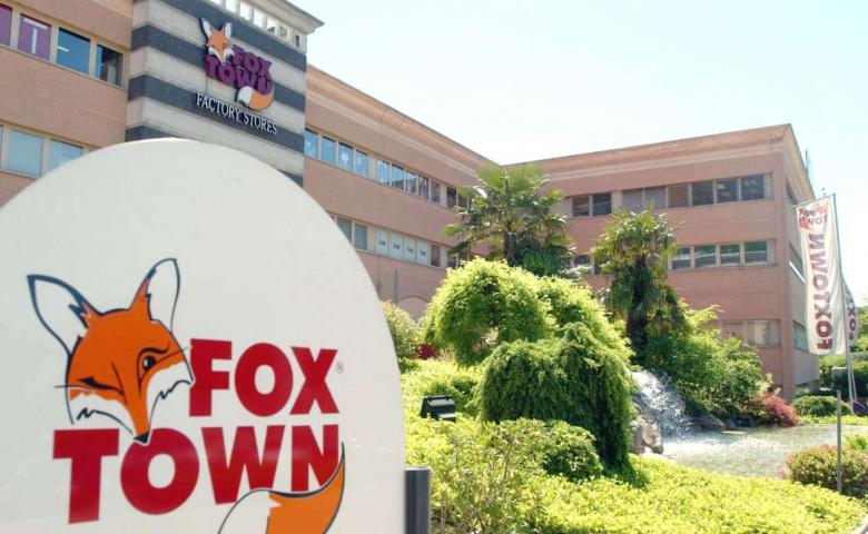 Поездка на шоппинг в Fox Town Outlet, Мендризио