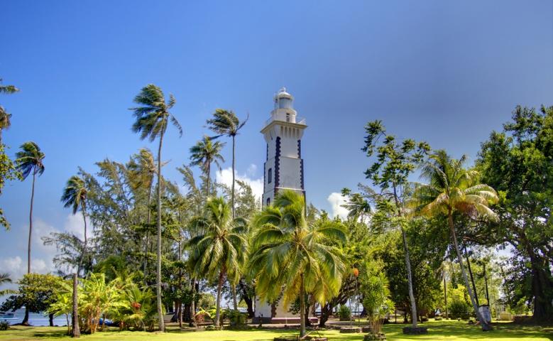 Экскурсия по острову Таити