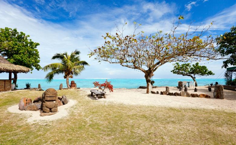 Экскурсия по острову Муреа с посещением Tiki Village