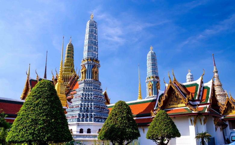Экскурсия по Бангкоку
