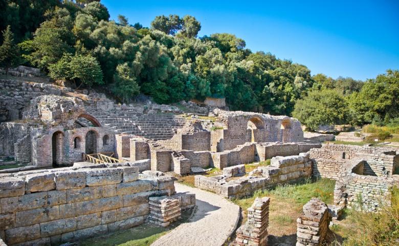 Путешествие в античный город