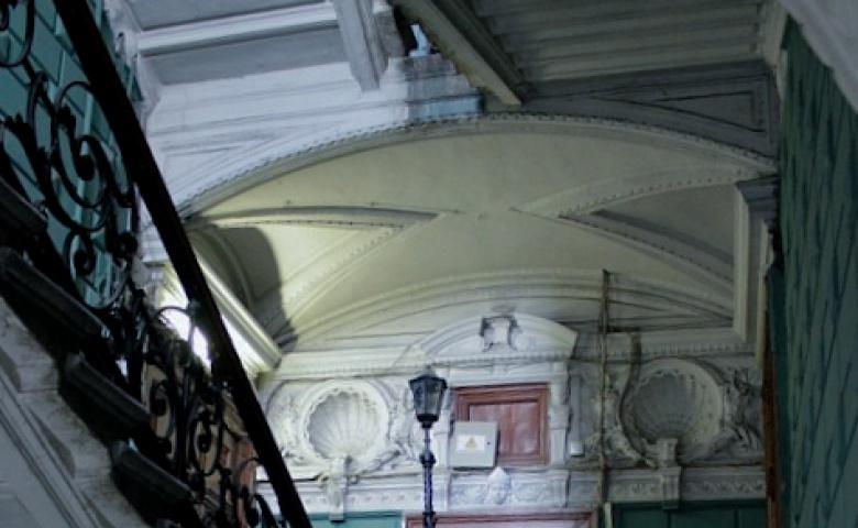Дворы и парадные Санкт-Петербурга