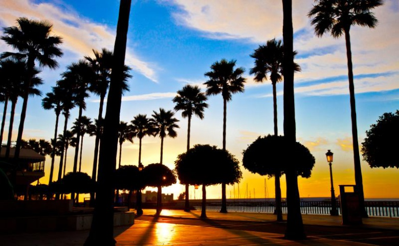 Прекрасное море — Марбелья